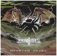 Review of New Xenosis Album Haunted Skies