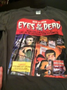 eyes of the dead shirt