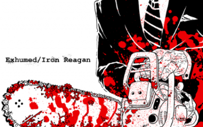 Album Review: Exhumed/Iron Reagan Split 12""