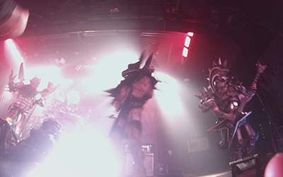 The Last Bat-Shaped Helicopter Out of Saigon: An Interview with Oderus Urungus of GWAR