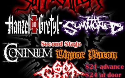 Suffocation Show Review