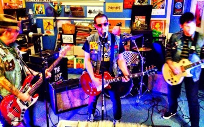 Kick Out the Jams: An Interview with the Lost Riots' Jeffrey Thunders