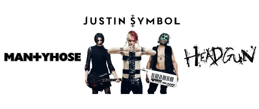 No Clever Title An Interview With Justin Symbol Alternative Control