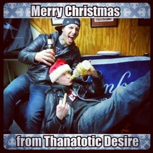 thanatotic