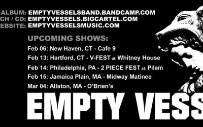 Interview with Allison of Empty Vessels