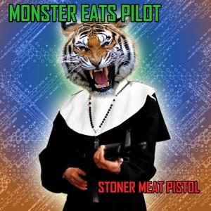 monster eats pilot