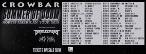 crowbar tour