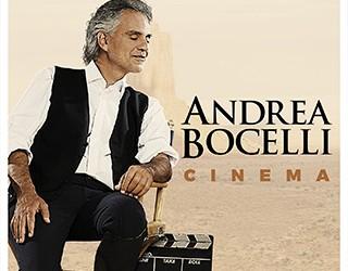 Album Review: Andrea Bocelli's Cinema