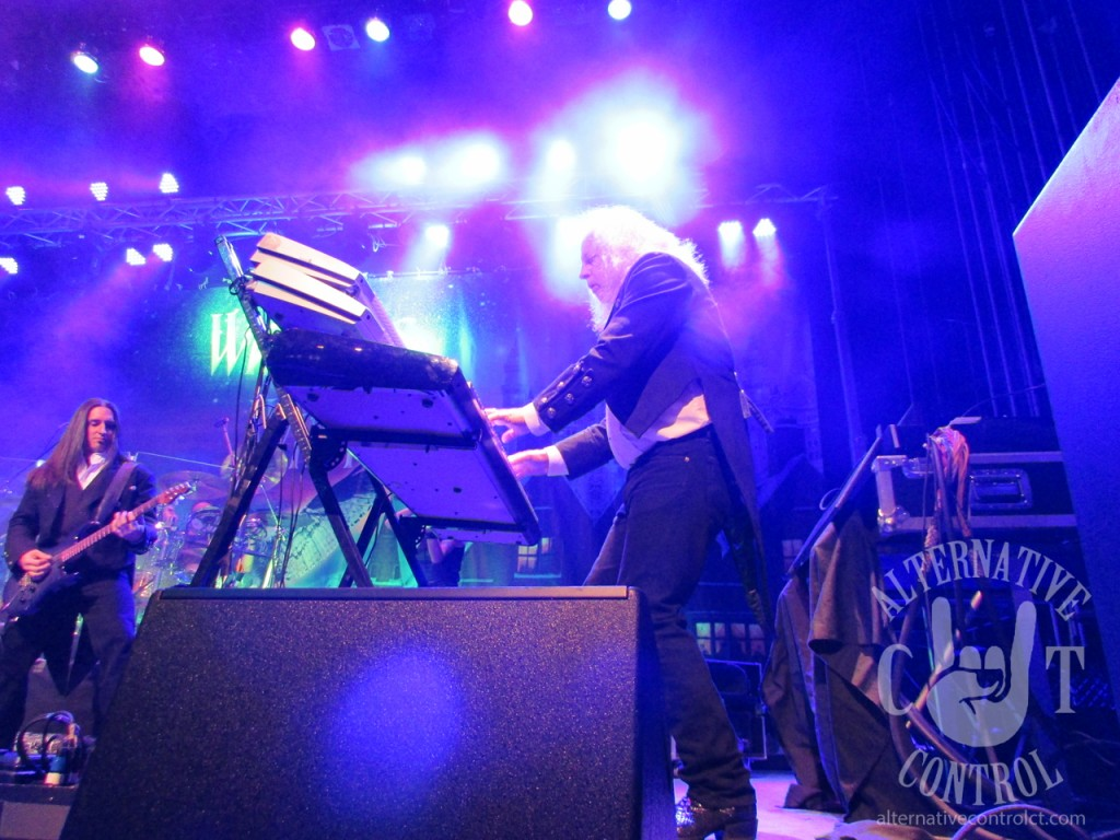 Scott Kelly, lead composer and keyboards