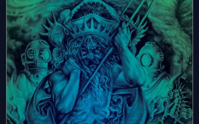 Album Review: SOURVEIN's Aquatic Occult (Metal Blade)