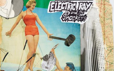 Album Review: Electric Ray and The Shockers' California Torpedo