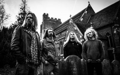 Corrosion of Conformity's Reed Mullin on Music, Divorce, and Confederate Monuments