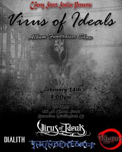 virus of ideals flier