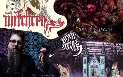 Listening Lately: A Real Article ft. FINNR'S CANE, HOLLOW LEG, WITCHCRAFT, AND BONE CHURCH