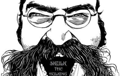 NERD TALK with SKULK, THE HULKING