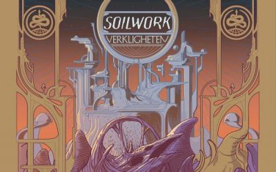 New Reality: A Review of Soilwork's Verkligheten