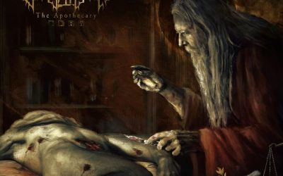 Baldwin, You'd Like This: A Review Of Archaic Decapitator's The Apothecary