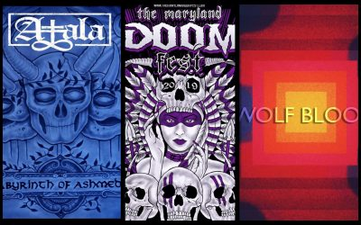 Listening Lately: The Maryland Doomfest Edition