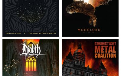 Listening Lately: Monolord, Dialith, Howling Giant, and The Connecticut Metal Coalition