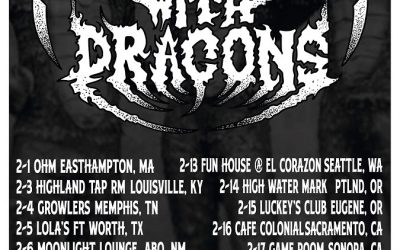 PROBLEM WITH DRAGONS To Kick Off Winter Tour