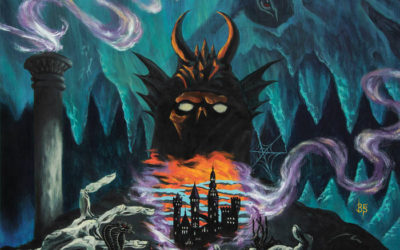 Album Review: Subterranean Exile by The Wizar'd