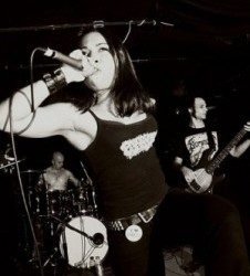 You'll Wish You Were at Their Show: An Interview with Jessica Pimentel of Alekhine's Gun