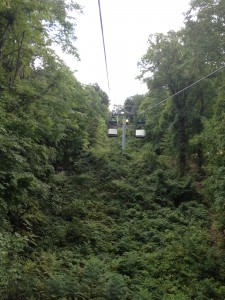 Mountain Creek Water Park Gondola Ride