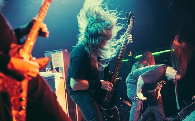 We Were There: Cannibal Corpse in New Haven