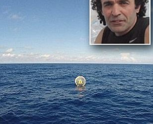 Stupid Things on the Internet This Week: Bubble Boy Nearly Dies Trying to Run on Water for World Peace