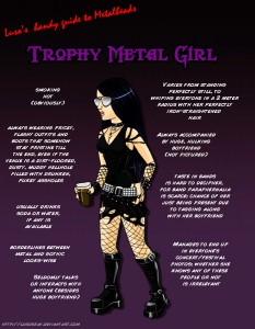 http://lusoskav.deviantart.com/art/Metal-101-The-Trophy-Metal-Girl-294334595