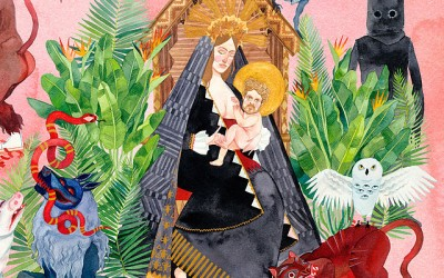 Joker Isn't That Wild: A Review of Father John Misty's I Love You, Honeybear