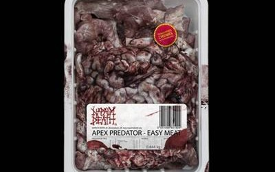 Trim The Fat: A Review of Napalm Death's Apex Predator – Easy Meat