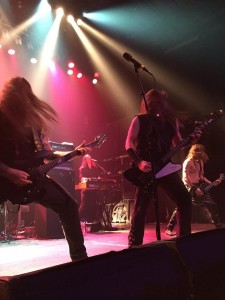 Viking time at the Gramercy, 3/21/15.