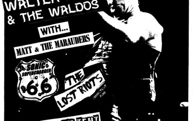 Like A Mother-F*cker: Walter Lure To Play Stamford, CT