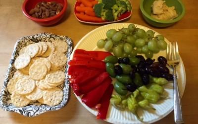 Healthy Football Snacks?