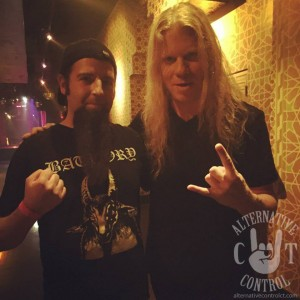 pluckman and jeff loomis of arch enemy