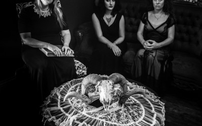 A Tyranny of Vastness: Eight Bells' Melynda Jackson and Haley Westeiner on Their New Album, Their New Drummer, and More