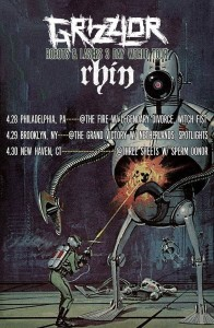 RHIN grizzlor tour