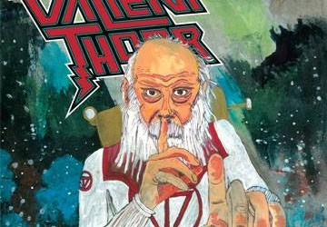 Show Preview: VALIENT THORR, 7/10/16 at Cafe Nine in New Haven