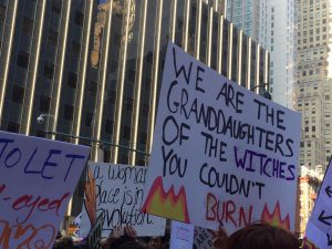 we are the granddaughters of the witches you couldn't burn