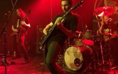 SHOW REVIEW: Khemmis, Crypt Sermon, and Sanhedrin, January 14, 2017 // Brooklyn, NY