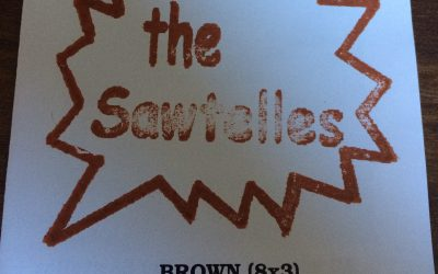 Album Review: Brown (8×3), by The Sawtelles