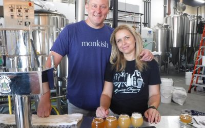 Lock City Brewing Opens in Stamford