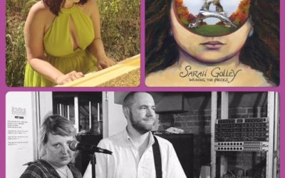 Listening Lately: Sarah Golley, Laini and the Wildfire, and White (The Band)