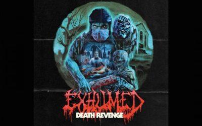 Album Review: Exhumed's Death Revenge (Relapse)