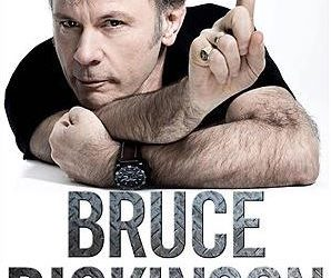 Book Review: What Does This Button Do? The Autobiography of Bruce Dickinson