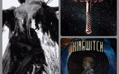 Listening Lately: Delivery Jams Part II ft. King Witch, Curse the Son, and Norse Mythology