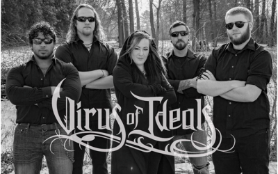 Dystopian Symphony: An Interview and TICKET GIVEAWAY with Virus of Ideals