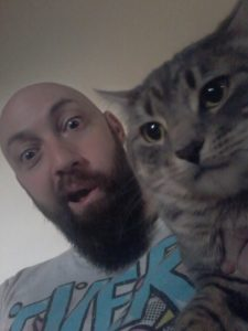 joe morbidelli and cat