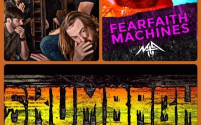Listening Lately: Runescarred, Skumbagh, and Martyr Art
